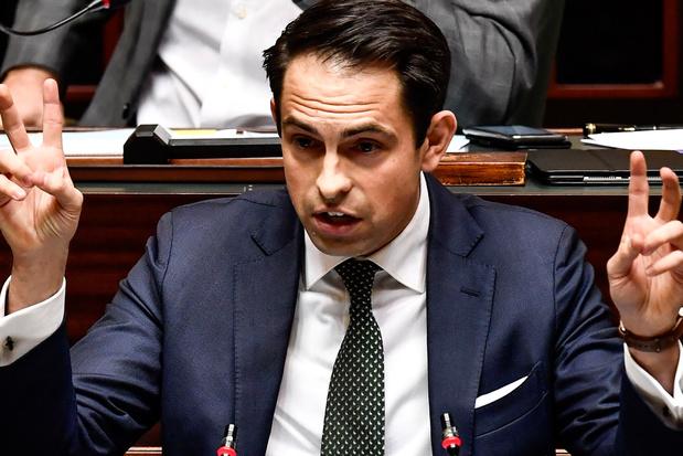 'Beetje beangstigend': Tom Van Grieken installeert corona-app niet