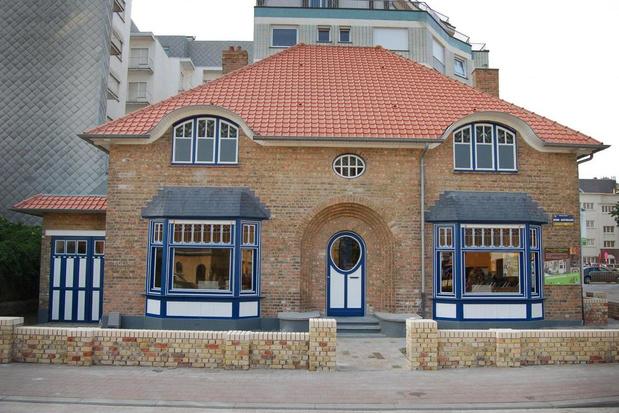 Villa Les Zéphyrs kan worden bezocht in eigen bubbel of van thuis uit online