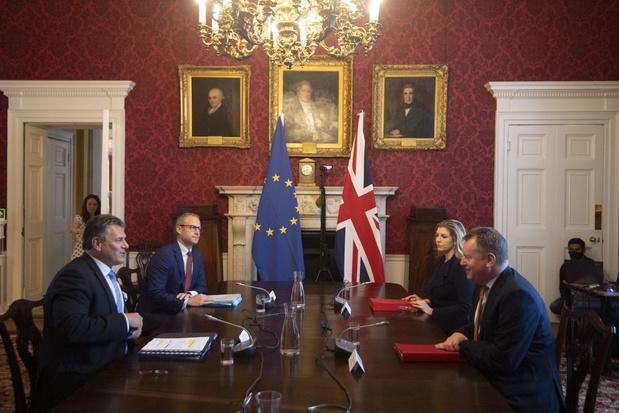 Vijf jaar brexit: ondanks geslaagde scheiding is wederzijds vertrouwen helemaal zoek
