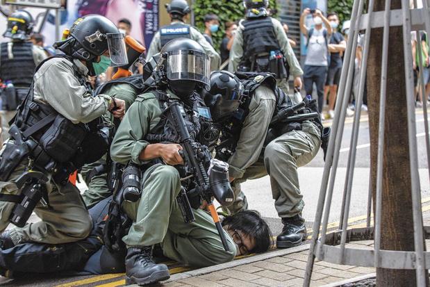 Chine-Hong Kong: le gouvernement par la peur (entretien)