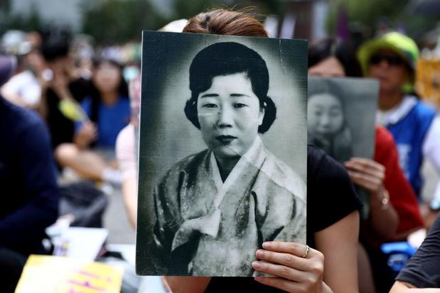 Klacht van 'troostmeisjes' tegen Japan afgewezen door Zuid-Koreaanse rechtbank
