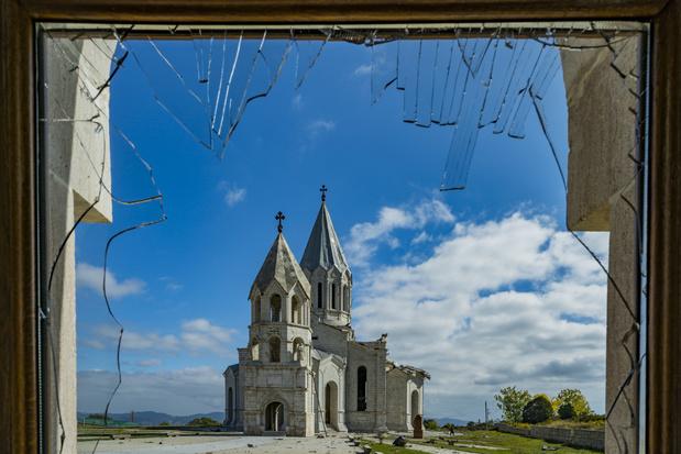Christelijk erfgoed Nagorno-Karabach loopt gevaar