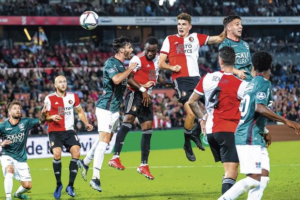 Guus Til - CLUB: Feyenoord