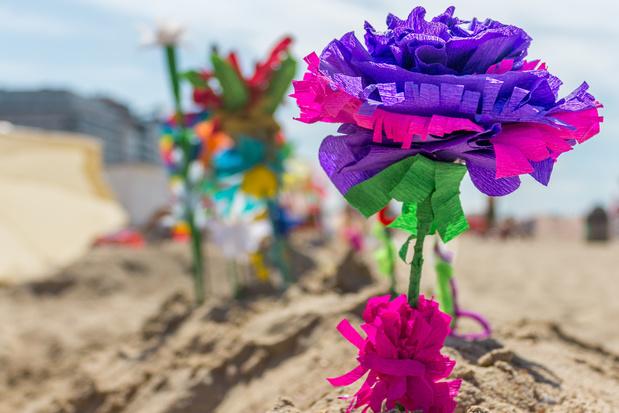 Vlaanderen erkent strandbloemen als immaterieel erfgoed