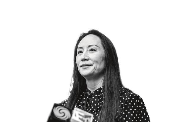 Meng Wanzhou - Vrij en naar China