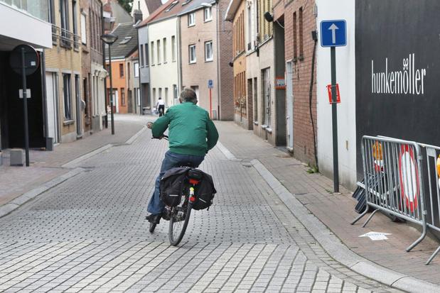 Torhout krijgt vijf bijkomende fietsstraten
