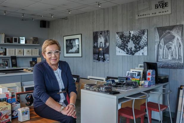Foto Barbe sluit na veertig jaar de deuren in Moorslede