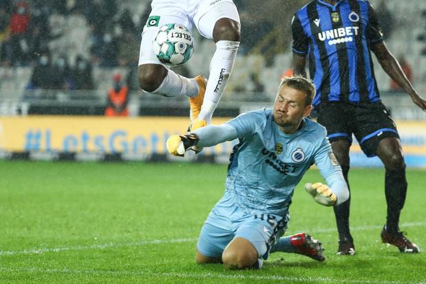 Clubnieuws: Mignolet mag niet weg van Club, Zwitserse spits naar Waasland-Beveren & Standard wil Noorse verdediger