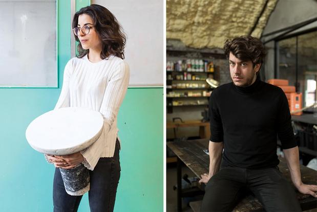 Hier moeten we volgens designtalenten Pierre-Emmanuel Vandeputte en Roxane Lahidji heen tijdens Design September