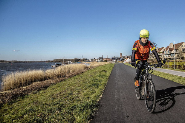 'Mijn e-bike vervangt mijn tweede auto'