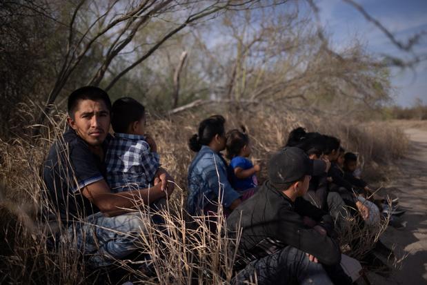 Biden geconfronteerd met nieuwe toestroom migranten