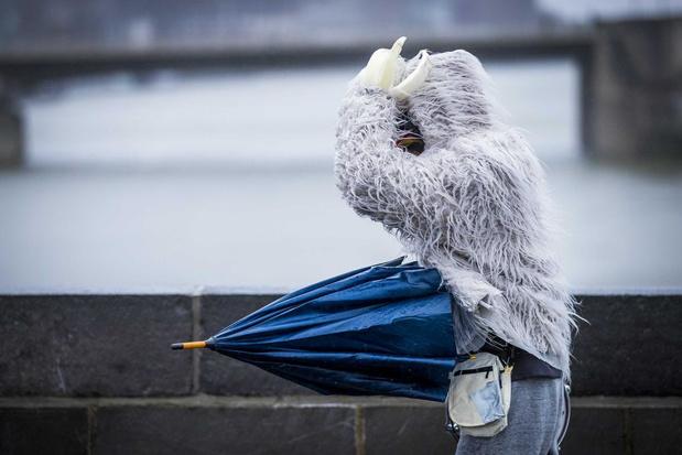 Carnavalstoet in Oostduinkerke geschrapt, Heist en Blankenberge gaan wel door