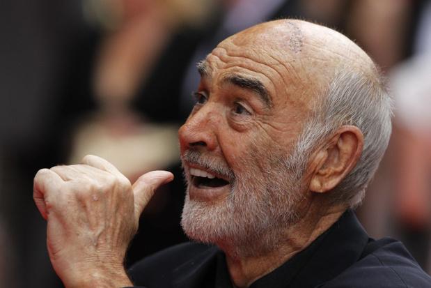 Weduwe Sean Connery: hij is vredig en zonder gedoe heengegaan
