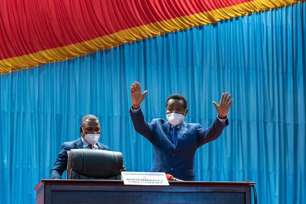 Aanhanger van Congolese president Tshisekedi tot nieuwe parlementsvoorzitter verkozen