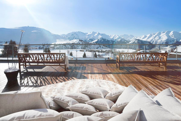 Le ski grand luxe au Club Med