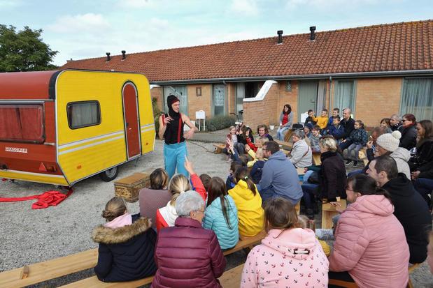 Reserveren dit jaar verplicht voor Camping Cultuur in Koksijde