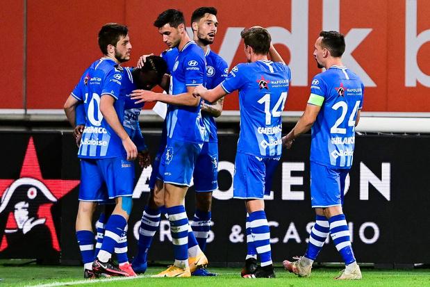 Onrust bij KAA Gent voor Europees duel tegen Rapid Wien