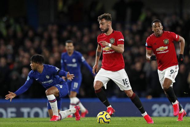 Bruno Fernandes: de KDB van Manchester United