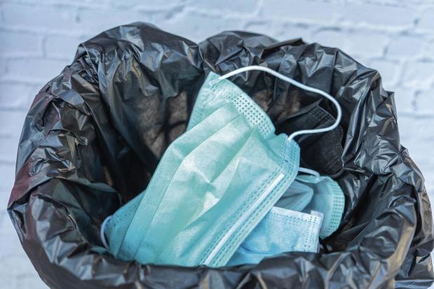 Les hôpitaux face à la gestion des déchets Covid-19