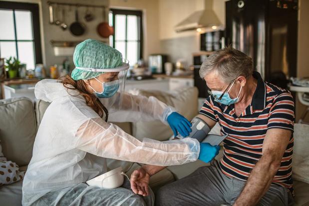 Des convalescents covid peuvent se rétablir à domicile grâce à un monitoring à distance