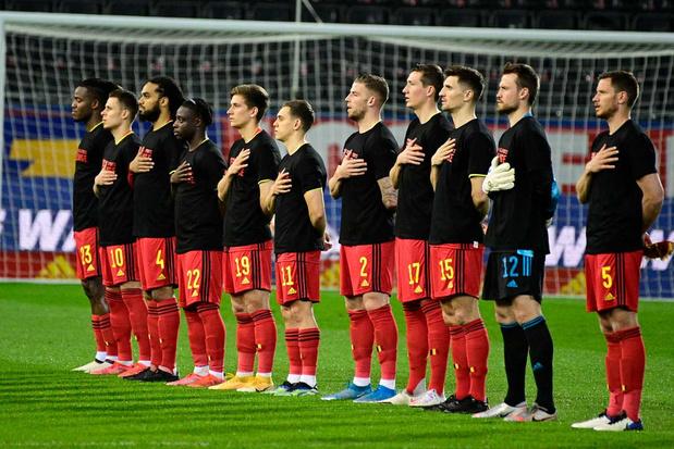 Ook Rode Duivels komen met statement over Qatar voor wedstrijd tegen Wit-Rusland