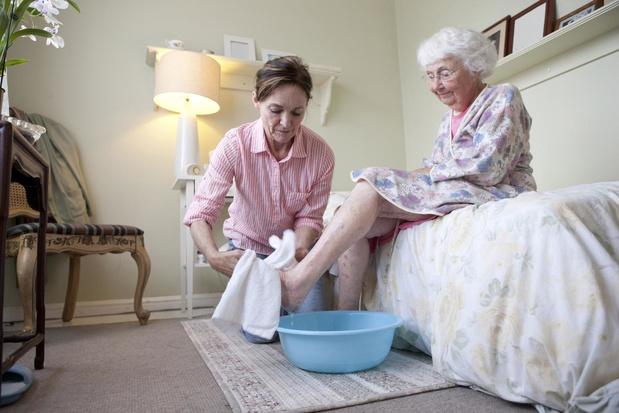 Coronavirus: 'Thuisverplegers zijn bang om hun patiënten te besmetten'