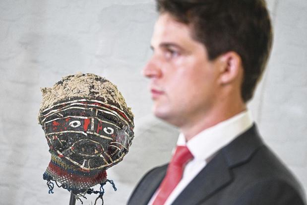 Les dossiers chauds de la rentrée politique: la restitution d'oeuvres au Congo, un travail de fond