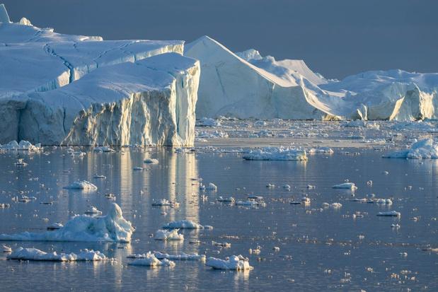 Smeltwater van ijskap op Groenland bevat grote hoeveelheden kwik