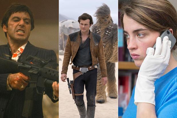 Van Star Wars tot Scarface: 10 tv-tips om u door het thuisblijven te loodsen