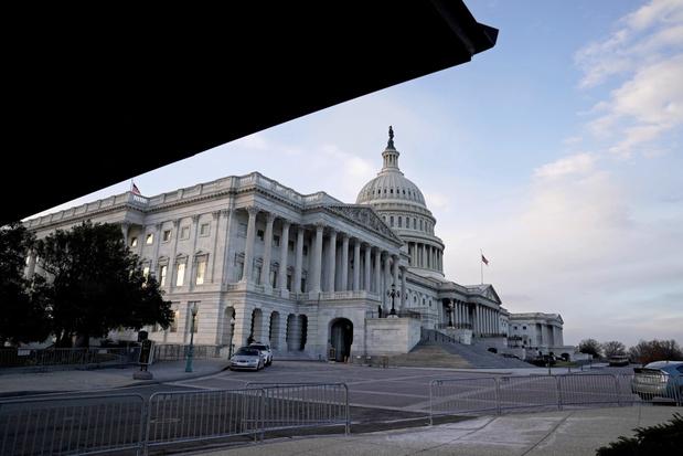 VS-Congres vermijdt 'shutdown' met tijdelijke begroting tot 3 december