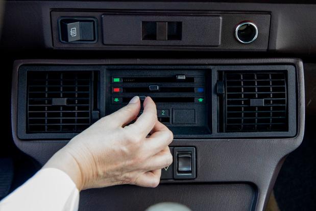 Airco viert 80e verjaardag in de auto