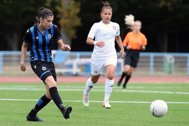 Febe Vanhaecke begint aan haar tiende seizoen bij Club YLA