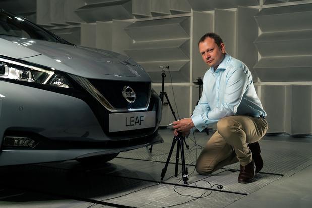 Nissan Leaf krijgt eigen sound