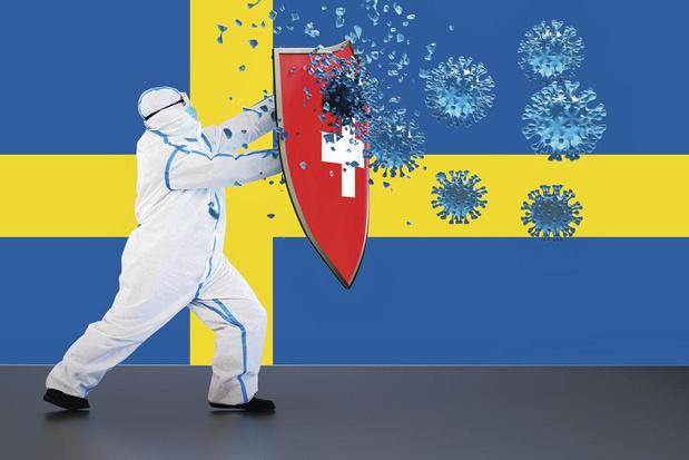 Les 5.200 morts que la Suède aurait pu éviter par un lockdown