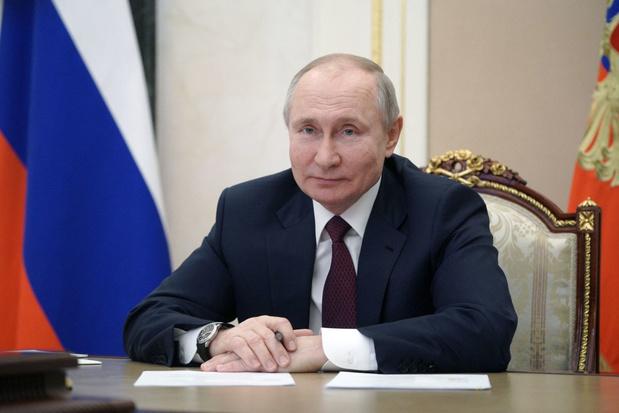 Poetin tegen Biden: 'wie het zegt, is het zelf'