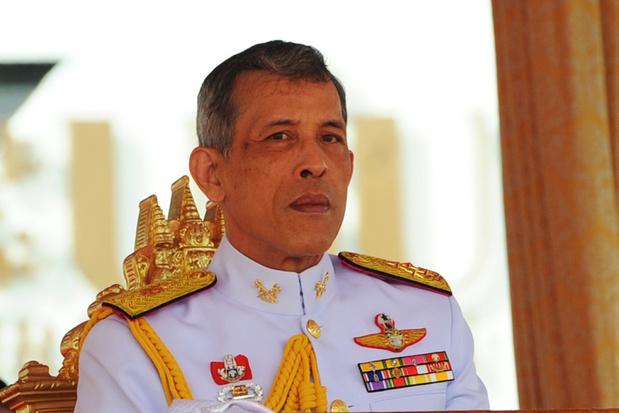 Quarantaine van Thaise koning in Duitsland lokt storm van verontwaardiging uit