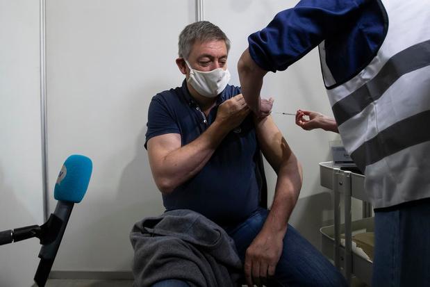 Flandre: plus de 90% des adultes complètement vaccinés