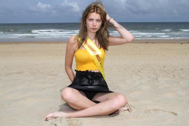 """Lana Pyson is kandidate Miss West-Vlaanderen: """"Meeste mensen zijn positief, al heb je altijd wel negatievelingen"""""""