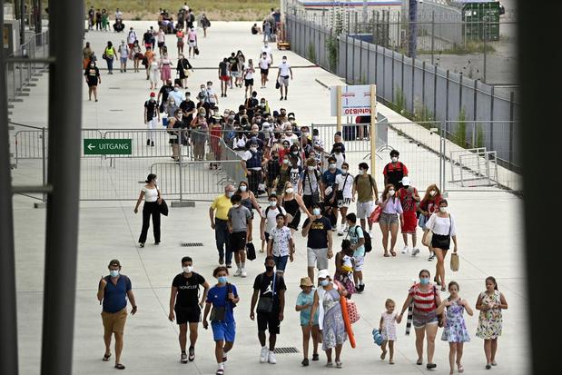 NMBS schrapt dan toch treinen richting kust, aantal reizigers beperkt per station
