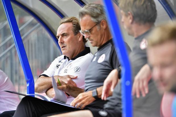 KV Kortrijk kan ook derde oefenduel niet winnen, Cercle triomfeert dankzij Mbenza
