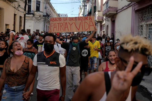 'Ommekeer naar democratie in Cuba verdient internationale steun'