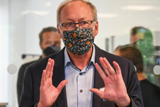 Jean-Luc Gala, specialist infectieziekten: 'Het virus móét circuleren'