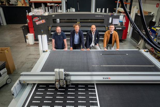 Viaprint uit Rumst gaat joint venture aan met Mechelse Printix