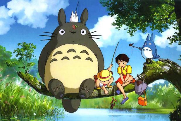Netflix verwerft rechten op films van Studio Ghibli