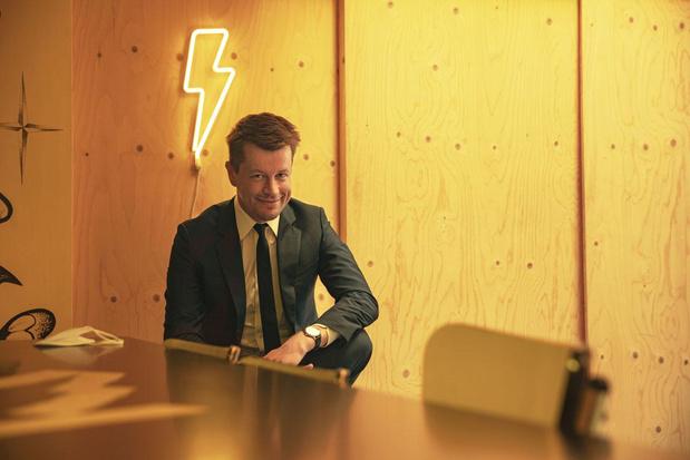 Matthias De Caluwe, CEO Horeca Vlaanderen: 'Panikeren zit niet in mijn aard'