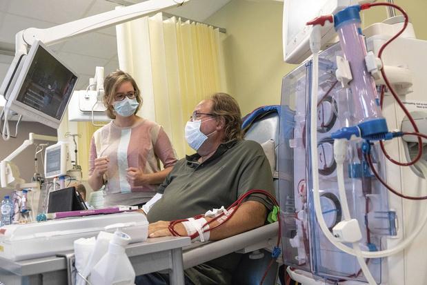 Zingen tijdens de dialyse