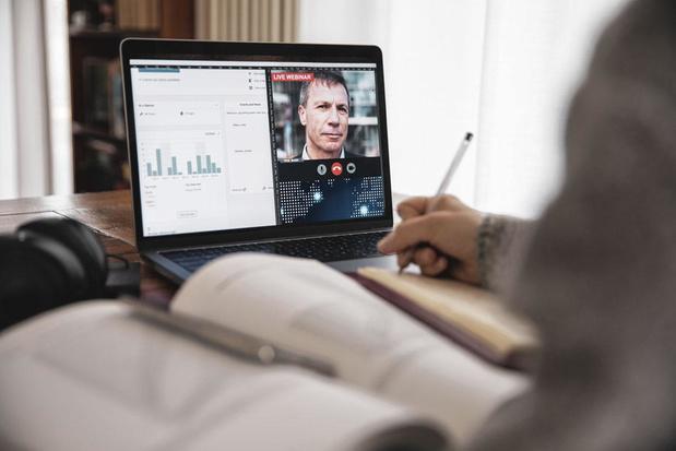 Le boom des webinaires: une alternative numérique qui prend tout son sens
