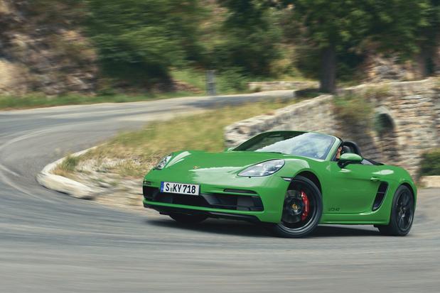 Porsche boekt toch licht hogere omzet in 2020 ondanks corona