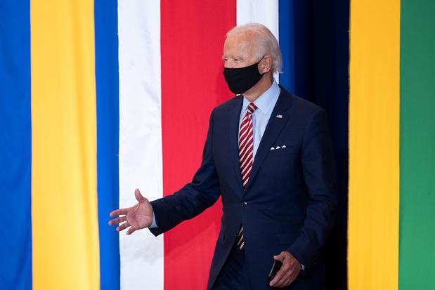 'Joe Biden is geen ramp voor Wall Street'