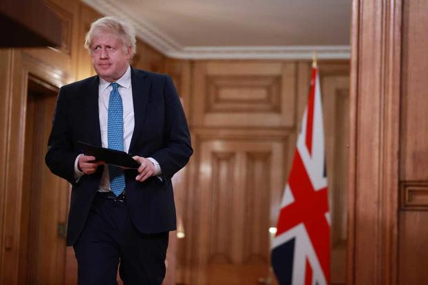 Boris Johnson: 'Britse variant lijkt hogere sterfte te veroorzaken'